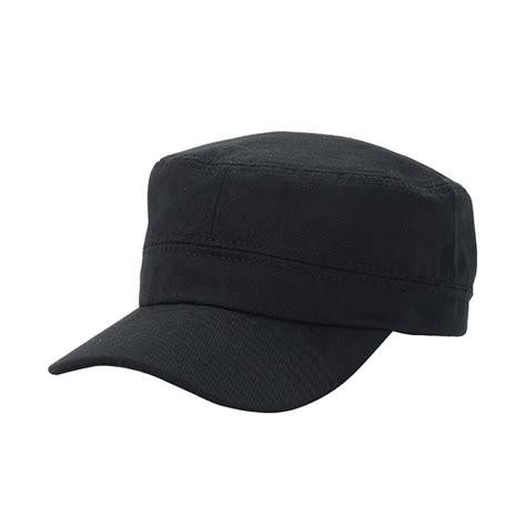 womens adjustable army plain hat cadet cadet
