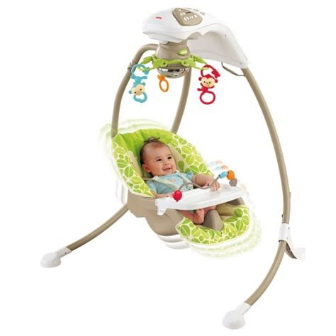 fisher price swing fish fisher price rainforest friends cradle n swing
