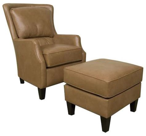 upholstered club chair and ottoman england louis upholstered club chair and ottoman with