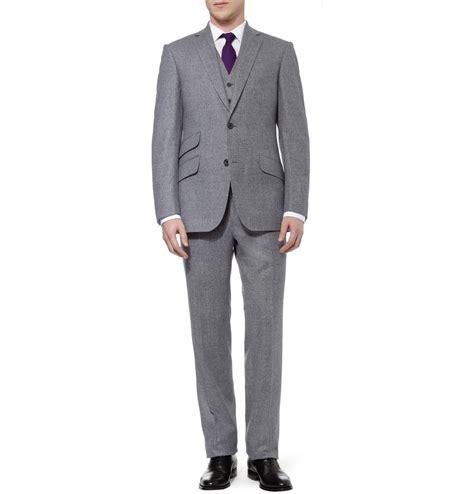wedding tuxedo alternatives for modern grooms gray purple