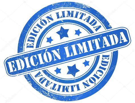 sello de edici 243 n limitada fotos de stock 169 pepj 53718437