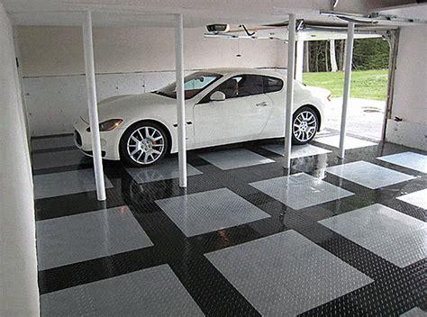 90 Garage Flooring Ideas For Men   Paint, Tiles And Epoxy