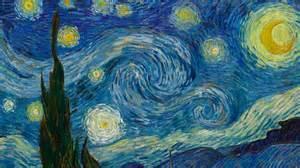 Starry Night Van Gogh S Turbulent Mind Captured Turbulence 13 7