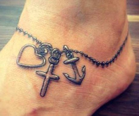 chain design tattoos 49 ankle tattoos for your inspiration