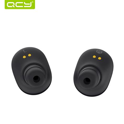 Qcy Q29 Airpods Earphone Bluetooth Dengan Charging airpods alternative qcy q29 wireless earbuds with charge