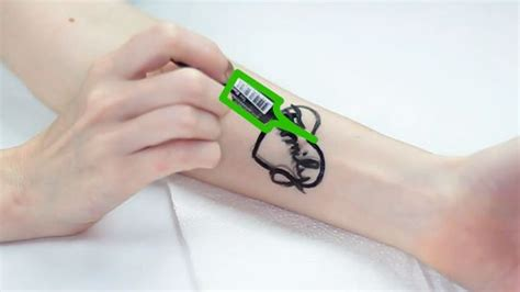 how to pen tattoo yourself how to draw your own temporary tattoo 14 steps with pictures