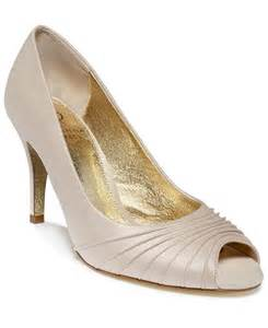 wedding shoes macys 18 best images about wedding shoes on lorraine shops and satin