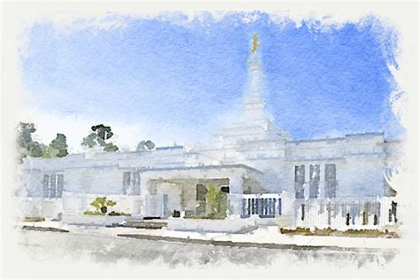 Home Decor Outlet Columbia Sc columbia sc temple watercolor print in temple