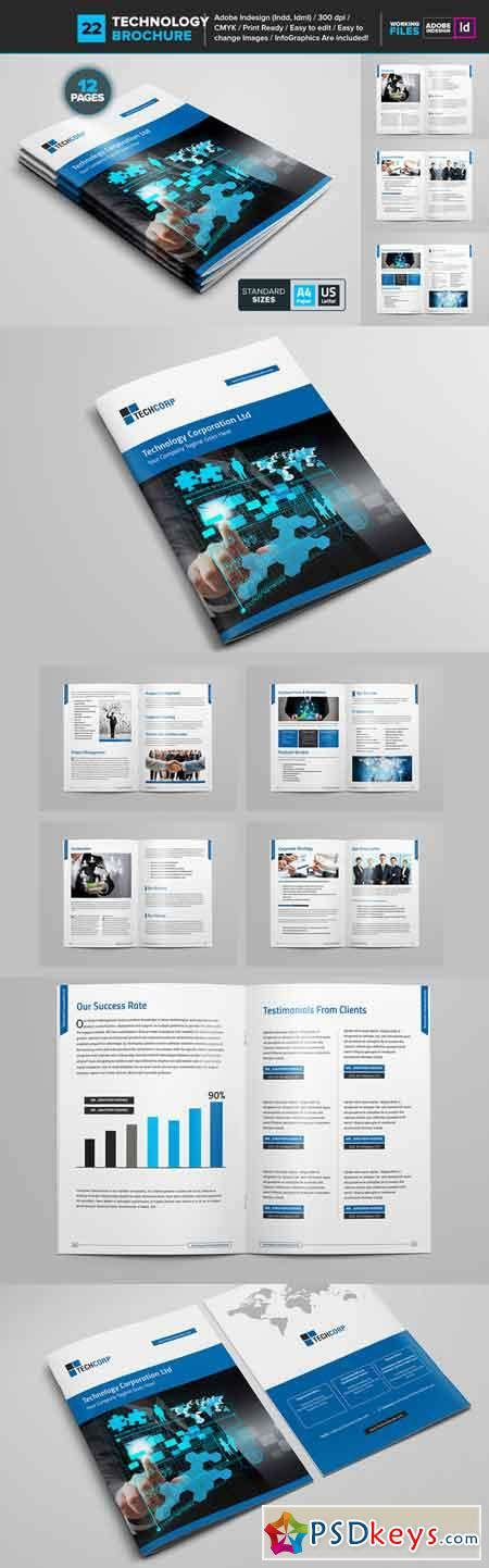 technical brochure template technology brochure template 22 681136 187 free
