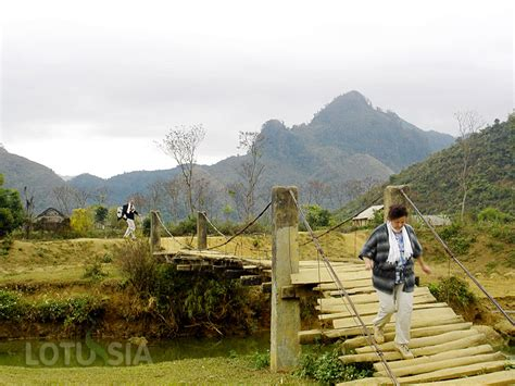 North Vietnam Trekking 6 days, Hiking Dien Bien, Lai Chau