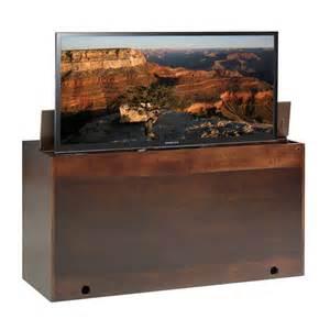 tv footboard lift king footboard desk lift w bench tv lift cabinet