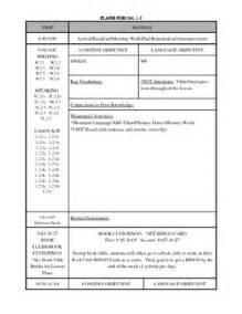 Lesson plan template 2nd grade lesson plan common core lesson plan