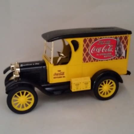 gm bank 1923 gm coke delivery collectibles and more
