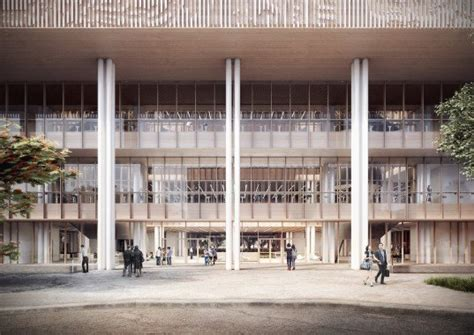 the best architecture public library design innovation mecanoo wins competition to design the tainan public