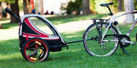 rimorchio porta bimbi per bici il trasporto dei bambini in bici rimorchi carrelli bici