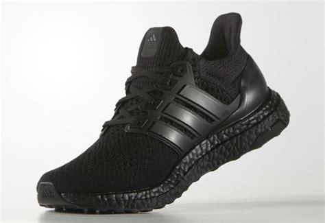 Adidas Ultraboost All Black black adidas ultra boost sole collector
