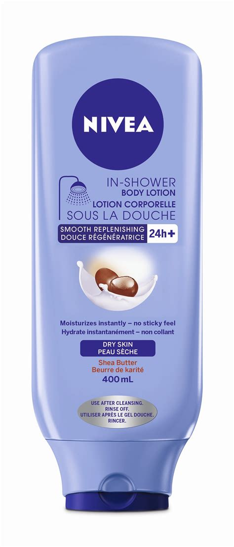 Nivea Shower Lotion Review by Nivea In Shower Smooth Replenishing Lotion Reviews In