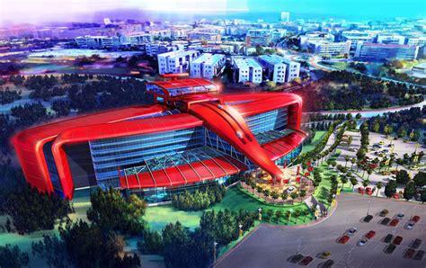 theme park near barcelona preview of ferrari land theme park set to be built in