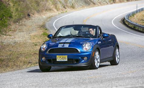 2013 mini cooper s review 2013 mini roadster s review car reviews