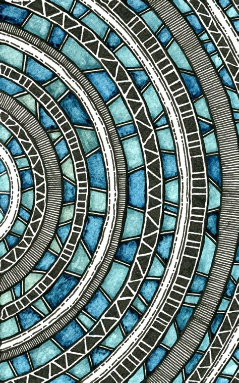 circular pattern drawing 124 best stained glass inspiration for future projects