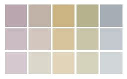 neutral color schemes color combinations color palettes for print cmyk and web rgb html