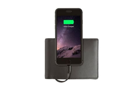 Nomad Wallet Card For Iphone X nomad wallet for iphone acts as portable charger