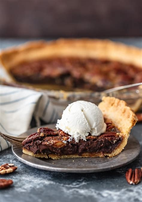 chocolate pecan pie recipe chocolate bourbon pecan pie