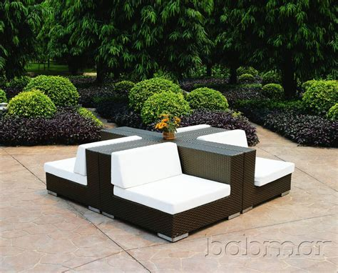 modern outdoor sofa sets modern patio set contemporary