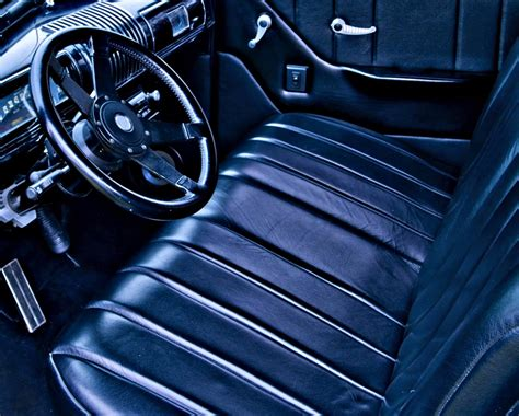 leather auto upholstery navy leather auto interior upholstery garage