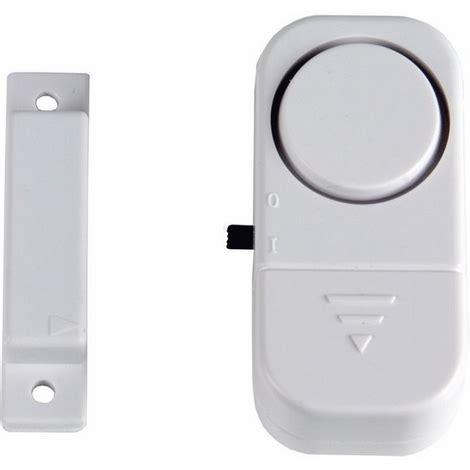 allarme porta allarme a batteria per porta e finestra maurer batterie