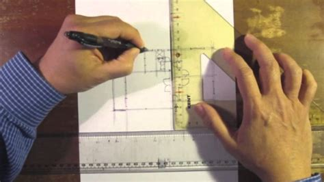 Floor Plans With Measurements architectural floor plan sketch by hand drawing no 5 youtube