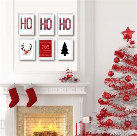 free printable christmas window decorations 35 free christmas printables to frame little gold pixel
