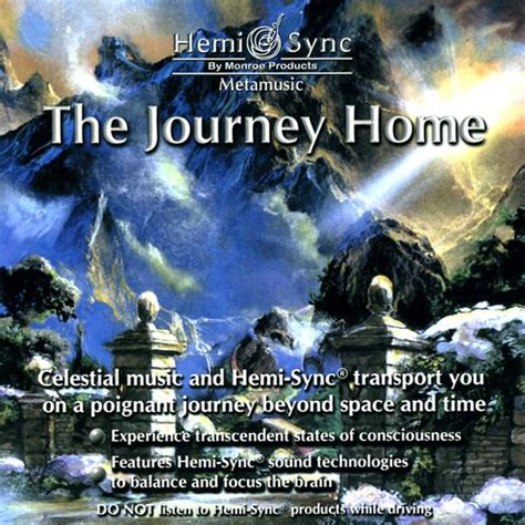 The Journey Home by The Journey Home Cd Hemi Sync 4eu