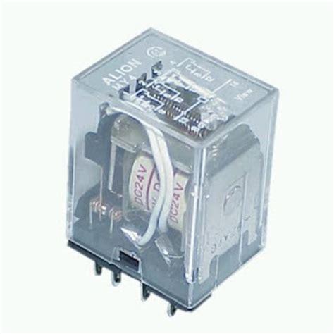 Relay Alarm Mobil elektronika listrik relay