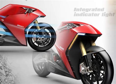 Ducati Elektro Motorrad by Ducati Zero Electric Design Concept Motorbike Writer