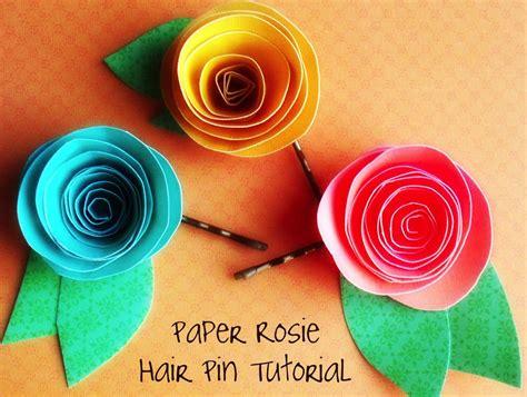 Paper Craft Flower Ideas - 10 best photos of craft ideas paper flowers diy