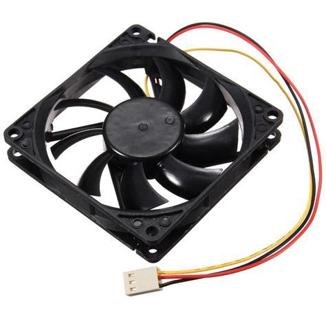 3 wire cpu fan 3 pin 80mm 15mm pc cpu cooling fan heatsink cooler