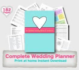 Diy Wedding Binder Templates by 17 Best Ideas About Wedding Planner Binder On