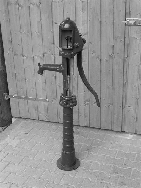Handpumpe Gartenpumpe Kolbenpumpe Wasserpumpe by Handpumpen Spielplatzpumpen Steffens Pumpen