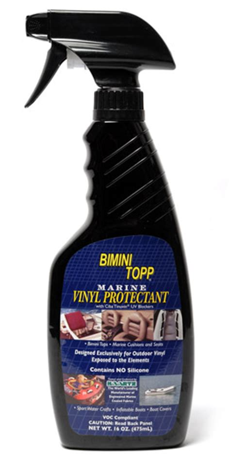 boat seat cleaner and protectant bimini topp marine vinyl protectant