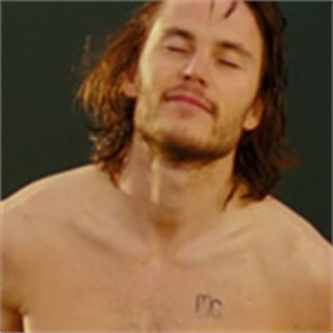 taylor kitsch tattoo kitsch tattoos pictures images pics photos of his