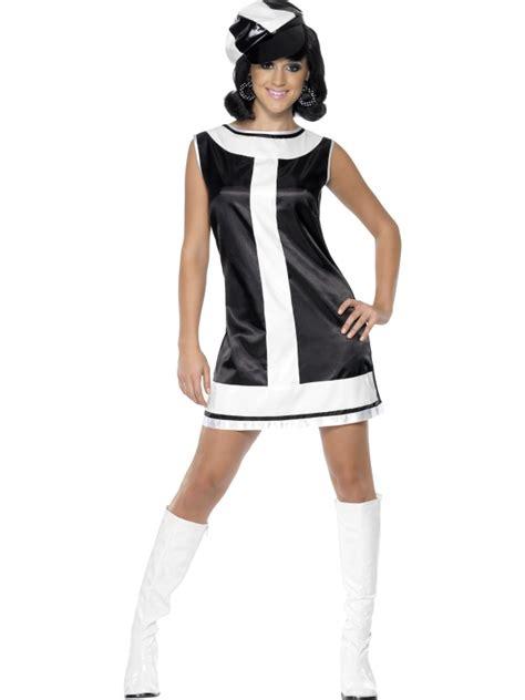 60s fancy dress 60s costume 60s costumes