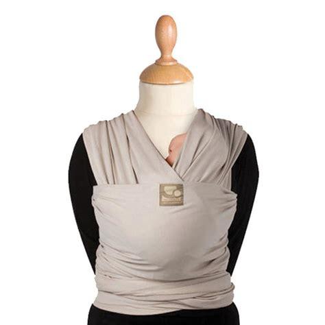 fascia porta beb 232 tricot slen sabbia