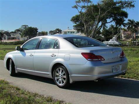 2005 Toyota Avalon Limited Find Used 2005 Toyota Avalon Limited Sedan 4 Door 12 625