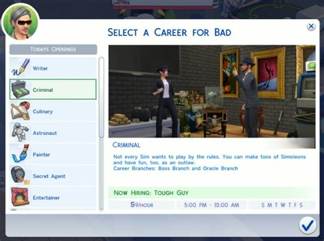 actor career sims 4 cheat 10 things the sims taught us about life