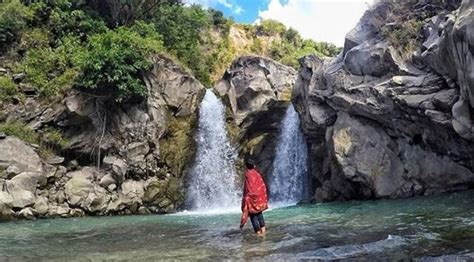 Selendang Travel air terjun dewi selendang bukti sembalun tak hanya soal