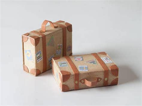 Handmade Suitcase - diy matchbox suitcase frankie magazine