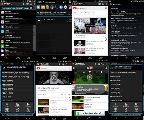 tubemate downloader android free tubemate downloader apk 2 2 6 file free for android direct link