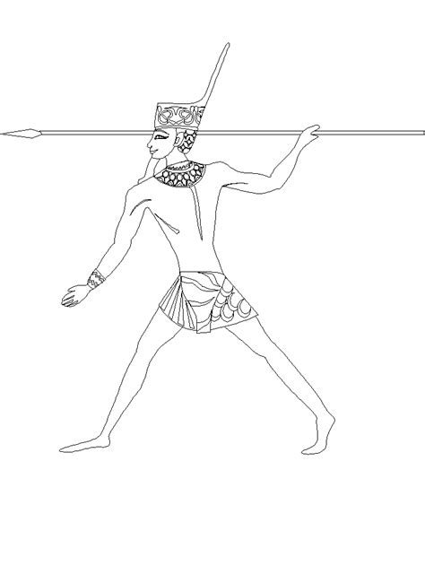 egyptian flag coloring page az coloring pages