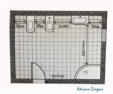distanza sanitari bagno mini bagno progetto idee decorazioni